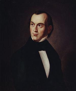 Karl Otfried Müller - Portrait of Karl Otfried Müller by Wilhelm Ternite (1838).