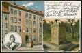 Otto Pilzecker AK Gruss aus Hannover Charlotte Kestner's Wohnhaus, Bildseite.tif