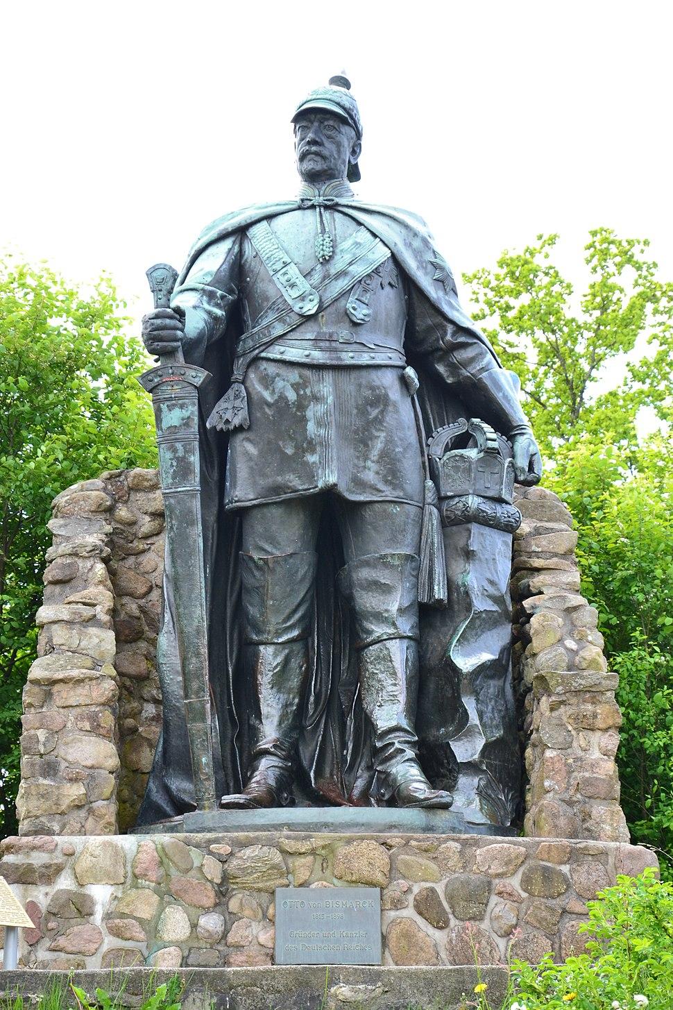 Otto von Bismarck, Denkmal auf dem Aschberg (SH)