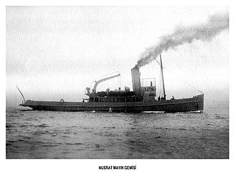 Gulf of Erenköy - Image: Ottoman minelayer Nusret
