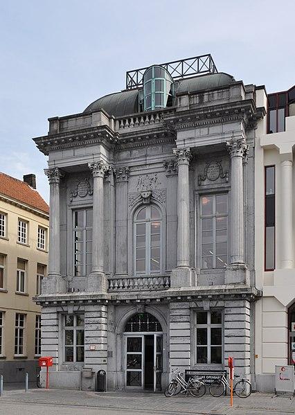 Oudenaarde (Belgium): Vleeshuis