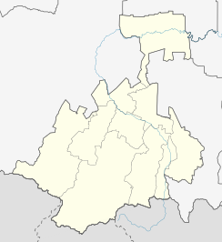 Vladikavkaz is located in Ossetia Utara-Alania