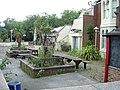 Overgrown pub terrace - geograph.org.uk - 985389.jpg
