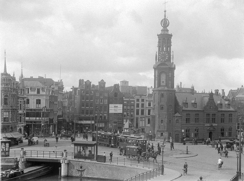 File:Overzicht toren met plein - Amsterdam - 20011082 - RCE.jpg