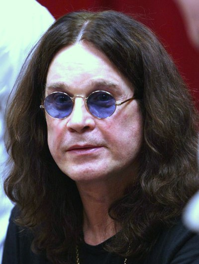 Picture of a band or musician: Ozzy Osbourne