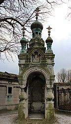 Tomb of Jean de Yakovleff