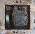 Père-Lachaise - Division 87 - Columbarium 5049.jpg