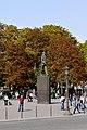 P1080987 France, Paris, la statue du général de Gaulle (une œuvre de Jean Cardot), située sur l'avenue des Champs-Élysées, près du Grand Palais (5629759956).jpg
