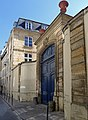P1200731 Paris III rue de Montmorency n5 hotel de Montmorency rwk.jpg