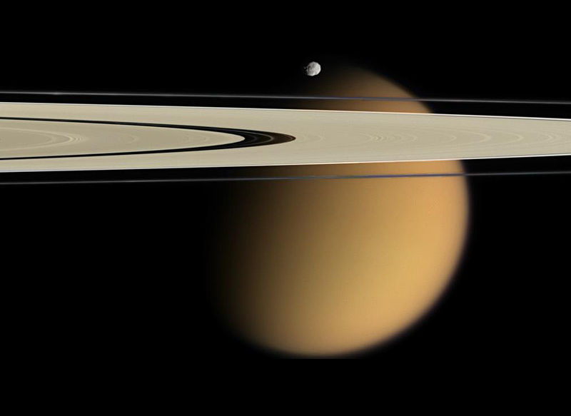 File:PIA08391 Epimetheus, Rings and Titan.jpg