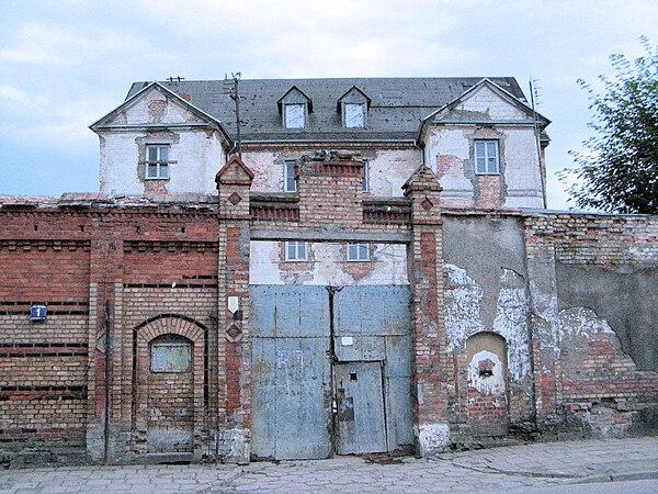 Zamek w Ełku. Fot. Patryk Korzeniecki, lic. CC-BY-SA-3.0, źródło: Wikimedia Commons.