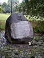 POL Warsaw Dzielna monument.jpg