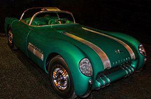 Pontiac Bonneville - 1954 Pontiac Bonneville Special
