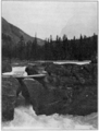 PSM V78 D430 Natural bridge across the kicking horse river in bc.png