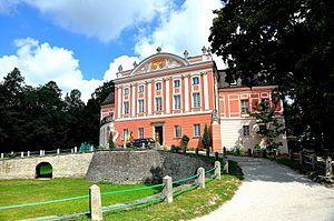 Świętokrzyskie Voivodeship - Kurozwęki Palace