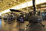 Pacific Aviation Museum - Helicopter Row (6182716151).jpg