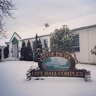 Pacific, Washington - Pacific City Hall