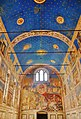 Padova Cappella degli Scrovegni Innen Langhaus West 2.jpg