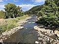 Pagosa Hot Springs - hot springs soaking pools along the river sm.jpg