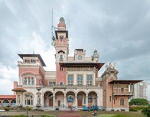 Ramos de Azevedo - Palácio das Indústrias