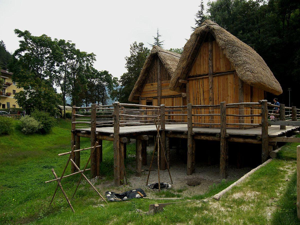 Museo delle palafitte del lago di ledro wikipedia for Case di un ranch di storia