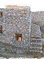 Palamidi (Festung), Mauer und Turm, Nafplio - Nauplia.jpg