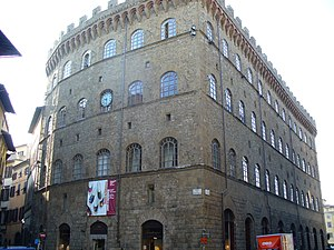 Salvatore Ferragamo S.p.A. - Palazzo Spini Feroni: The headquarters of Salvatore Ferragamo S.p.A. in Florence.