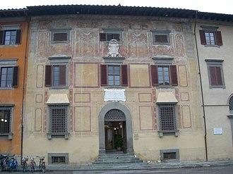 Palazzo del Collegio Puteano - Palazzo del Collegio Puteano