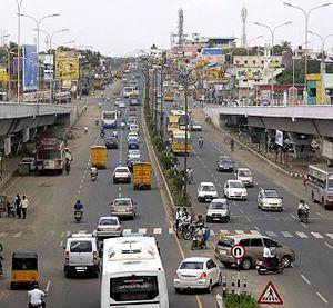 Pallavaram - G.S.T Road
