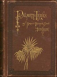 Palmetto Leaves cover