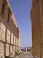 Palmyra (Tadmor), Cella des Baal-Tempels (37989564944).jpg