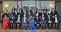 Panabaka Lakshmi alongwith the Prime Minister of Malaysia, Dato' Shri Mohd. Najib Bin Tun Haji Abdul Razak, during the meeting of Malaysia - India Business Council and Consortium of Indian Industries, in Malaysia.jpg