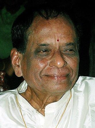 National Film Award for Best Male Playback Singer - Image: Pandit balamuralikrishna