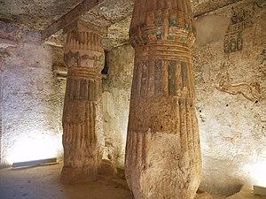 Panehesy - Panehesy's EA6 Amarna tomb