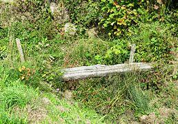 Pangrsica Slovenia - footbridge.JPG