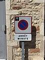 Panneau B6b3 Envers Rue Tony Révillon St Laurent Saône 1.jpg