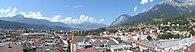 File:Panorama Innsbruck 1.jpg (Quelle: Wikimedia)