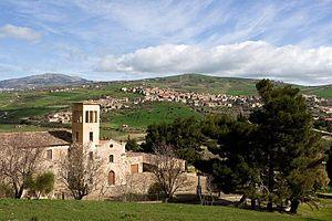 Blufi - Image: Panorama di Blufi