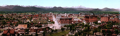 History Of Denver Wikipedia
