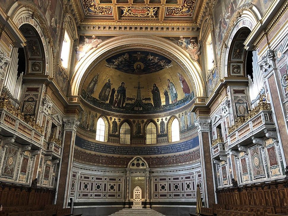Papal Archbasilica of St. John In Lateran Inside Photo