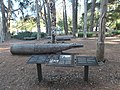 Papua New Guinea Sculpture Garden at Stanford University, central area 5.jpg
