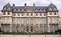 Paris. La facade arrière de l'Hôtel Salé. 2010-07-25.jpg