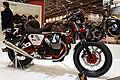 Paris - Salon de la moto 2011 - Moto Guzzi - V7 Racer - 001.jpg