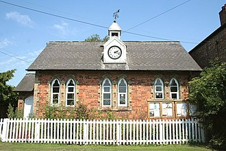 Flaxton, North Yorkshire - Image: Parish Council Meeting Rooms, Flaxton, North Yorkshire
