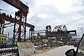Park Circus-Parama Flyover under Construction - Railway Overbridge 4 - Park Circus - Kolkata 2015-07-23 0839.JPG