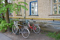 Parking Bicycles Dubna.JPG