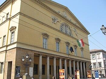 Parma - Teatro Regio2