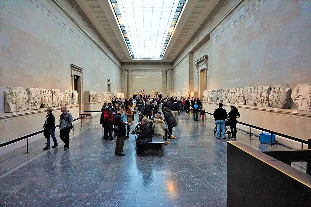 Parthenon Marbles - British Museum by Joy of Museums