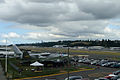 Partly cloudy Pacific Northwest day, Boeing Field (7701248046).jpg