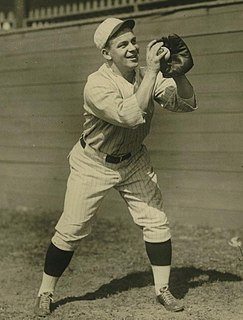 Pat Creeden American baseball player